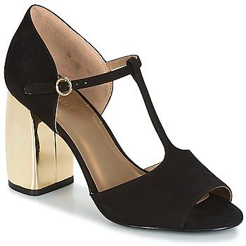 Zapatos Mujer Sandalias André ELEONORE Negro