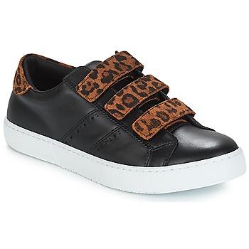 Zapatos Mujer Zapatillas bajas André PADDLE Leopardo