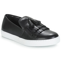 Zapatos Mujer Slip on André NEO Negro
