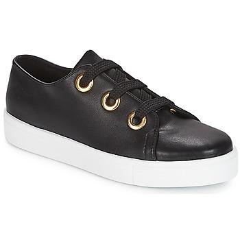 Zapatos Mujer Zapatillas bajas André SPIKE Negro