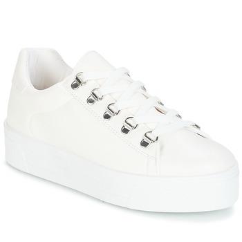 Zapatos Mujer Zapatillas bajas André CROCHET Blanco