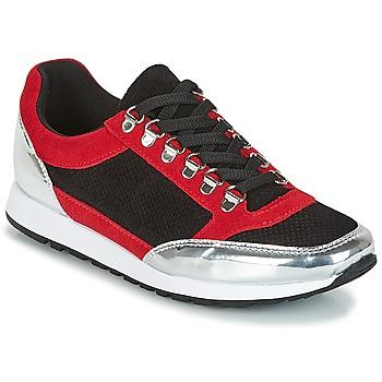 Zapatos Mujer Zapatillas bajas André SKA Rojo