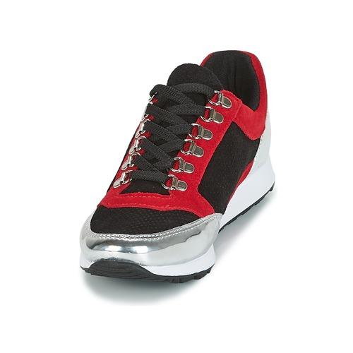 Zapatos Mujer André Rojo Zapatillas Ska Bajas L54A3jR