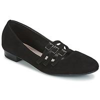 Zapatos Mujer Bailarinas-manoletinas André CLEA Negro