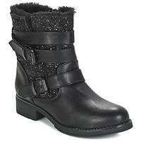 Zapatos Mujer Botas de caña baja André BRIGITTE Negro