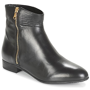 Zapatos Mujer Botas de caña baja André PIMENTO Negro