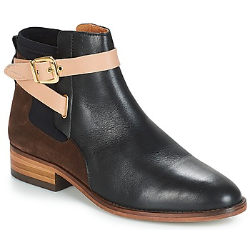 Zapatos Mujer Botas de caña baja André MONTANA Negro