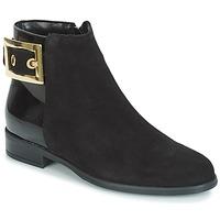 Zapatos Mujer Botas de caña baja André ELFIE Negro