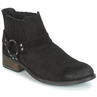Zapatos Mujer Botas de caña baja André ELBA Negro