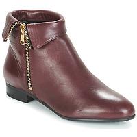 Zapatos Mujer Botas de caña baja André PIMENTO Burdeo