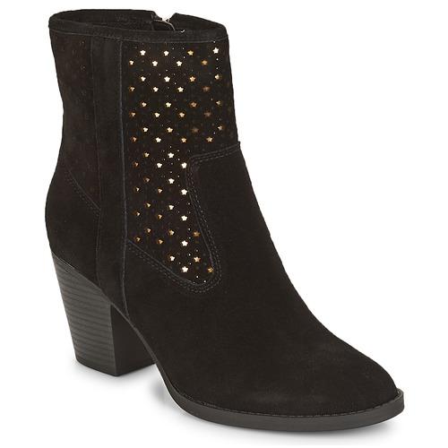 Zapatos Botines Negro Delia André Mujer thCBsQdrx