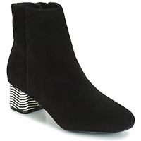 Zapatos Mujer Botines André EUFORIA Negro