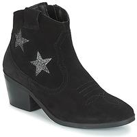Zapatos Mujer Botines André CELESTE Negro