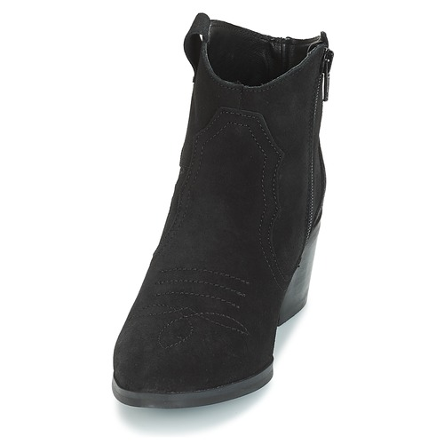 Negro Mujer Celeste Botines Zapatos André QWxBoECerd