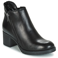 Zapatos Mujer Botines André TURBULENT Negro