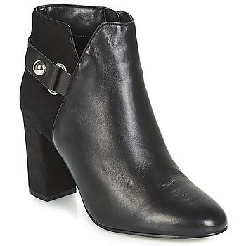 Zapatos Mujer Botines André BIG BAND Negro
