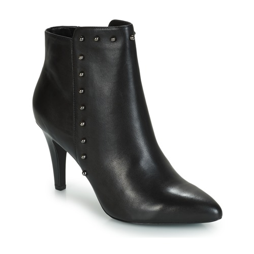 Zapatos Mujer Botines André TEA Negro