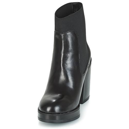 Negro Zapatos Mujer André Botines Jessica W9YEH2DeI