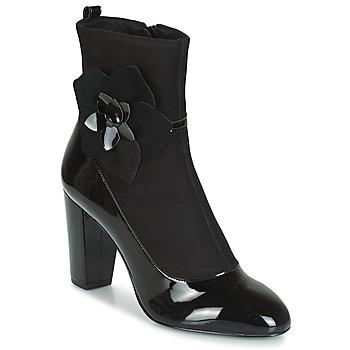 Zapatos Mujer Botas urbanas André MAGDALENA Negro