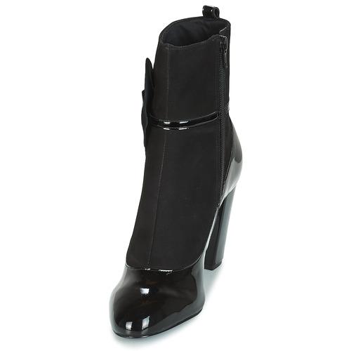 Botas Negro André Magdalena Zapatos Mujer Urbanas UzqMVSp