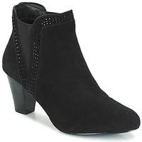 Zapatos Mujer Botas de caña baja André BRITANIE Negro