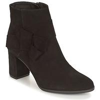 Zapatos Mujer Botines André LEONOR Negro