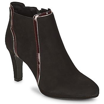 Zapatos Mujer Botines André ERIKA Negro