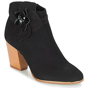 Zapatos Mujer Botines André HEVA Negro