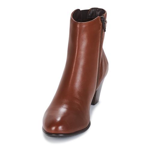 Zapatos Cognac Passiona Botines André Mujer iTPwOkXZul