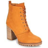 Zapatos Mujer Botines André ROVER Amarillo