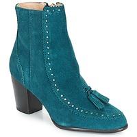 Zapatos Mujer Botines André DORIANE Azul
