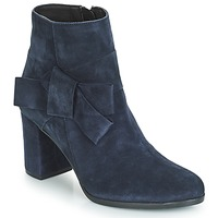 Zapatos Mujer Botines André LEONOR Azul