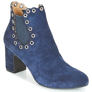 Zapatos Mujer Botines André ALESSIA Marino