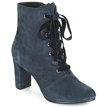 Zapatos Mujer Botines André JUSTINE Azul