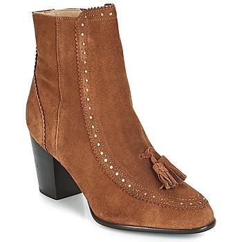 Zapatos Mujer Botines André DORIANE Camel