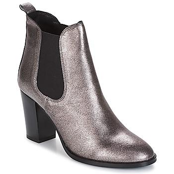 Zapatos Mujer Botines André CLAFOUTI Plateado
