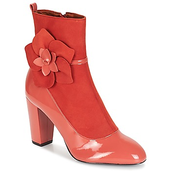 Zapatos Mujer Botines André MAGDALENA Rosa