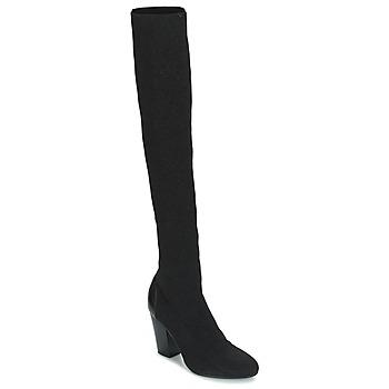 Zapatos Mujer Botas a la rodilla André CATWALK Negro