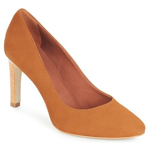 André MANUELA Camel - Envío gratis   ! - Zapatos Zapatos de tacón Mujer