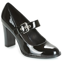 Zapatos Mujer Zapatos de tacón André JENNA Negro