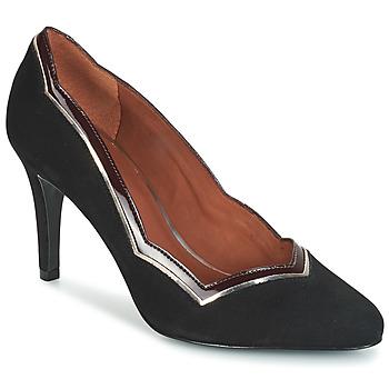 Zapatos Mujer Zapatos de tacón André PIERA Negro