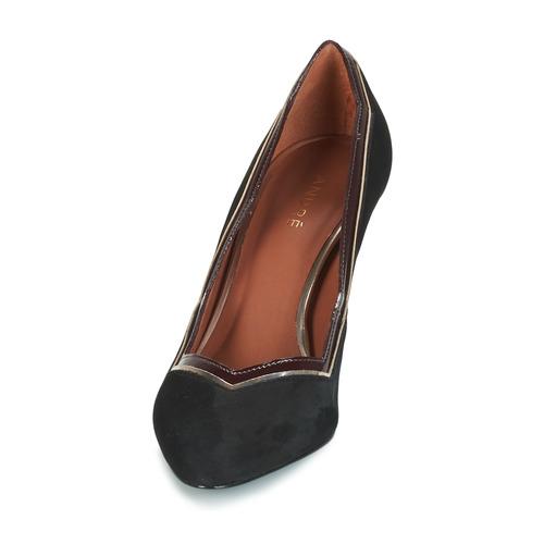 Negro De De Tacón André André Tacón De Zapatos Zapatos Tacón Zapatos Negro André 29EHeDYbIW