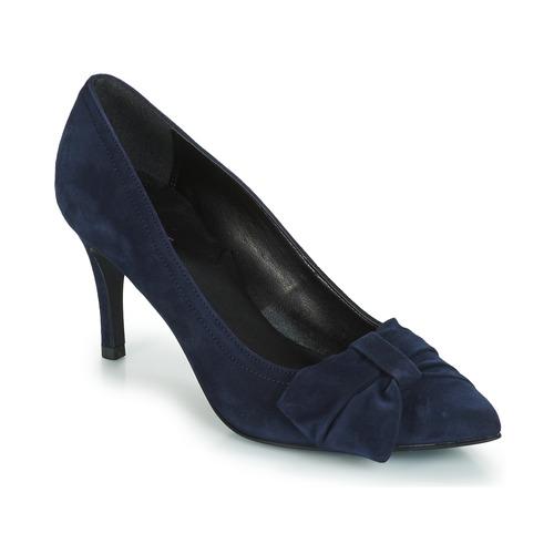 Tacón Azul André Mujer Swan Zapatos De UMqSVpz