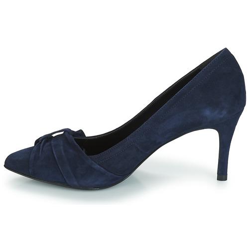 De Tacón Zapatos De Zapatos Azul Tacón Azul André André Zapatos q4RL3cA5j