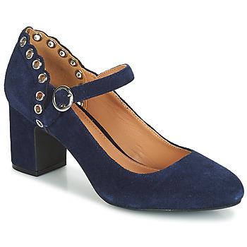 Zapatos Mujer Zapatos de tacón André ALDA Marino