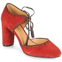 Zapatos Mujer Zapatos de tacón André ALLEGRA Rojo