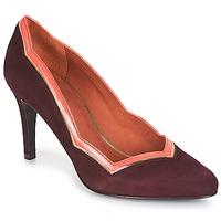 Zapatos Mujer Zapatos de tacón André PIERA Burdeo