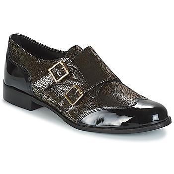 Zapatos Mujer Derbie André SATURNE Dorado