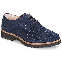 Zapatos Mujer Derbie André CLAVA Azul
