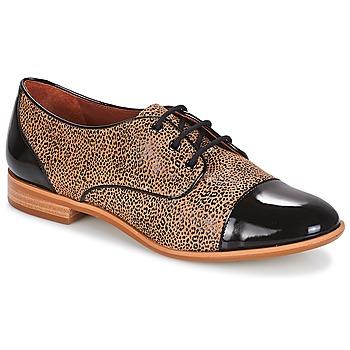 Zapatos Mujer Derbie André VAUDOU Beige